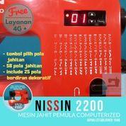 Mesin Jahit NISSIN 2200