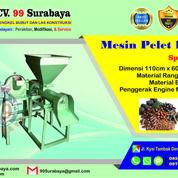 Mesin Pelet Pakan Ternak - 99 Surabaya