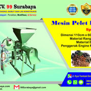 Mesin Pelet Pakan Ternak - 99 Surabaya (21928623) di Kota Surabaya