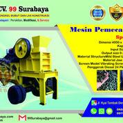 Mesin Pemecah Batu Split - 99 Surabaya (21929715) di Kota Surabaya