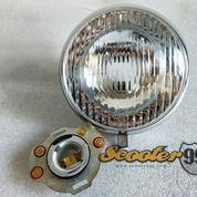 Lampu Depan Untuk Vespa 125 VN1-2T (21930219) di Kota Jakarta Selatan