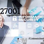 Jasa ISO I ISO 27001 Organization Structure (21931739) di Kota Jakarta Selatan