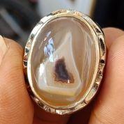 Natural Batu Cincin Gambar Bawang Putih Antik (21938939) di Kota Pasuruan