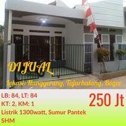 Rumah Besar Murah Nanggerang Dekat Stasiun Dan Pasar Citayam (21942927) di Kab. Bogor