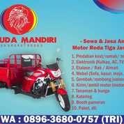 Sewa Gerobak Motor Roda Tiga Murah Surabaya (21945475) di Kota Surabaya