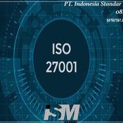 ISO 27001 Quality (21950207) di Kota Jakarta Selatan