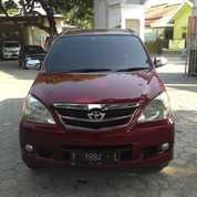 Toyota Avanza 1.3 G MT 2007 Merah