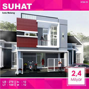 Rumah Kost 12 Kamar Luas 108 Di Candi Mendut Sukarno Hatta Kota Malang _ 524.19 (21959671) di Kota Malang