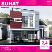 Rumah Kost 12 Kamar Luas 108 Di Candi Mendut Suhat Kota Malang _ 524.19