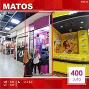 Kios Stan Dekat Hypermart Di Matos Mall Kota Malang _ 529.19 (21960043) di Kota Malang