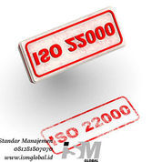 Contoh Sertifikasi ISO 22000 (21965239) di Kota Jakarta Selatan