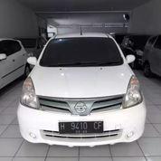 Grand Livina SV A/T 2013 Putih Mulus (21966619) di Kota Semarang