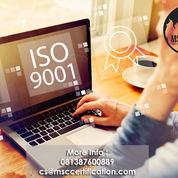 Sertifikasi Iso 9001 Murah (21969019) di Kab. Bandung