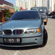 Bmw 318i E46 2002 N42 Hijau Velg R19 (21969087) di Kota Jakarta Utara