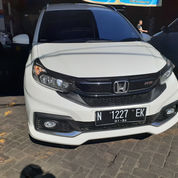 Mobil Mobilio Automatic Tahun 2018 Plat N