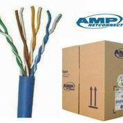 Kabel UTP AMP Cat 6 305M (21974939) di Kota Semarang