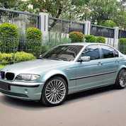 BMW E46 325 I LAST EDITION 2003 CBU GERMAN BUILT-UP No 318 No 320 (21975271) di Kota Jakarta Selatan