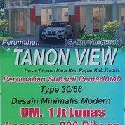 Perumahan Tanon View (21976339) di Kertosono