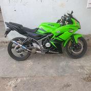 Kawasaki Ninja New Rr 2012 Bs Tt (21979211) di Kota Bandar Lampung