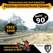Promo Tanah Kavling SHM Kendalpayak