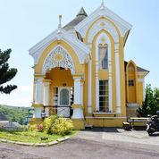 Villa Kota Bunga Puncak Bogor Dengan View Pegunungan (21985239) di Cisarua