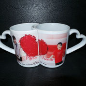 Mug Pasangan / mug couple / mug cinta (2198650) di Kota Tangerang