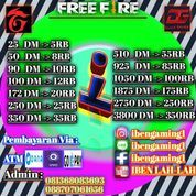 Diamond Freefire Termurah