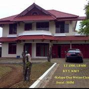 Rumah Lahan Luas Siap Huni Ciracas Jakarta Timur (21992971) di Kota Jakarta Timur