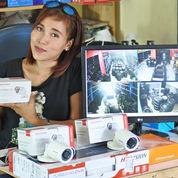 CCTV Hikvision HD 2MP (21995507) di Kab. Sidoarjo