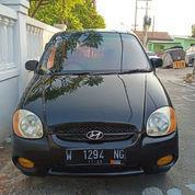 [Budi Jaya Motor] Hyundai Atoz GLS MT 2003 (22000511) di Kota Surabaya