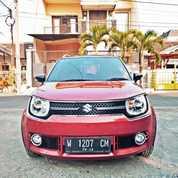[Rizky Abadi Motor] Suzuki Ignis GX MT 2017 (22001159) di Kota Malang