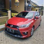 [Rizky Abadi Motor] Toyota Yaris S TRD 2016 (22001251) di Kota Malang