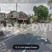 Tanah 485 M2 Cok Agung Tresna Puputan Renon Denpasar (22001315) di Kota Denpasar