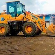 Wheel Loader Power 76kw Plus Turbo Murah Bergaransi Di Tasikmalaya (22003327) di Kota Tasikmalaya