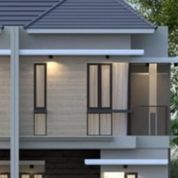 #A1887 Brand New Beautiful House At Lebak Timur Asri 2FLOOR SHM Affordable Price (22003779) di Kota Surabaya