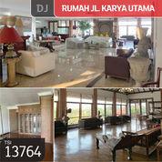 Rumah Jl. Karya Utama, Jakarta Barat, 2.160 M, 2Lt, HGB (22007443) di Kota Jakarta Barat