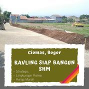 Kavling Siap Bangun Ciomas Bogor (22009483) di Kota Bekasi