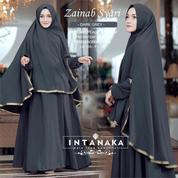 Busana Muslim Zainab Syar'i