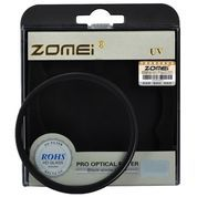 Zomei Filter UV DW1 Wide Band Pro 40.5mm/49mm/52mm/55mm/58mm (22015347) di Kota Malang