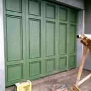Pintu Plat Geser Untuk Garasi Dan Ruko (22019347) di Parongpong