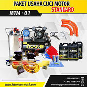 Paket Usaha Cuci Motor Standar MTM-01