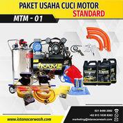 Paket Usaha Cuci Motor Standar MTM-01 (22019915) di Kota Jakarta Barat