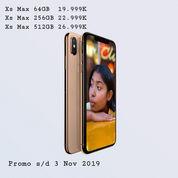 IPhone Xs Max - Promo Cicilan Tanpa Kartu Gratis 1x (22026551) di Kota Bekasi