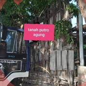 Tanah Putro Agung Lokasih STRATEGIS Depan Jalan Raya
