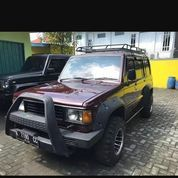 Chevrolet Trooper Bensin 2.2 4x4 Aktive Thn 1991