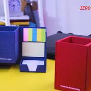 Souvenir Menarik Dan Multifungsi Kotak Pen Memo + Post It (22039399) di Kota Tangerang