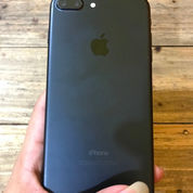 Iphone 7+ Plus 32gb Black Matte Mulus Fullset (22044763) di Kota Surabaya