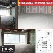 Office World Capital Tower, Jakarta Selatan, 135,75 M, Lt 11, S. Title (22045463) di Kota Jakarta Selatan