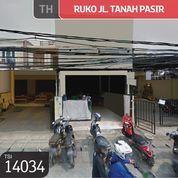 Ruko Jl. Tanah Pasir, Jakarta Barat, 5x25m, 2 Lt, HGB (22048279) di Kota Jakarta Barat