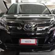 Toyota Vellfire G ATPM Limited 2016 Istimewaa